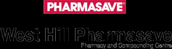 PHARMASAVE - West Hill Pharmacy Logo